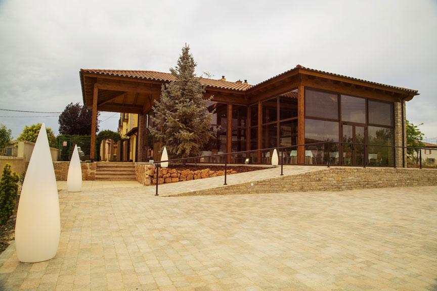 Restaurante Quintanares